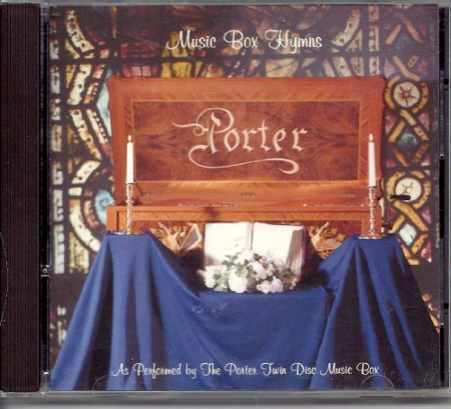 Music Box Hymns [Audio Cd] The Porter Twin Disc Music Box