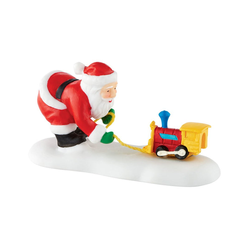 North Pole Toot-Toot Tester