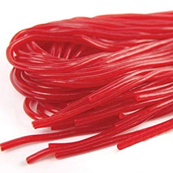 Licorice Laces - 8 Ounce Bag -