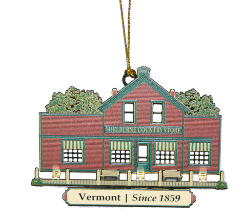 Shelburne Country Store Laser Cut Ornament