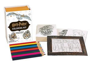 Harry Potter Coloring Mini Kit