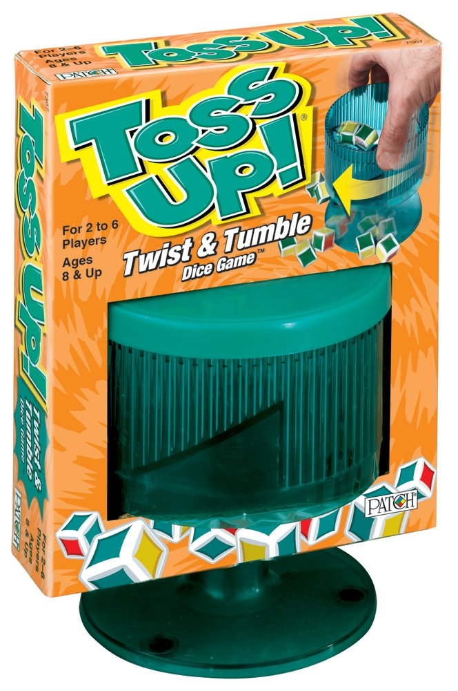 Toss Up Twist And Tumble Dice Game
