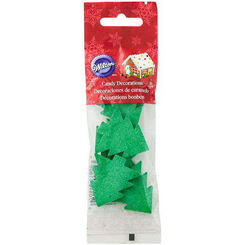 Jumbo Green Tree Candy Decorations