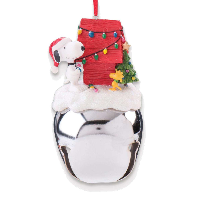 Jingle Buddies Snoopy Jingle Bell Ornament