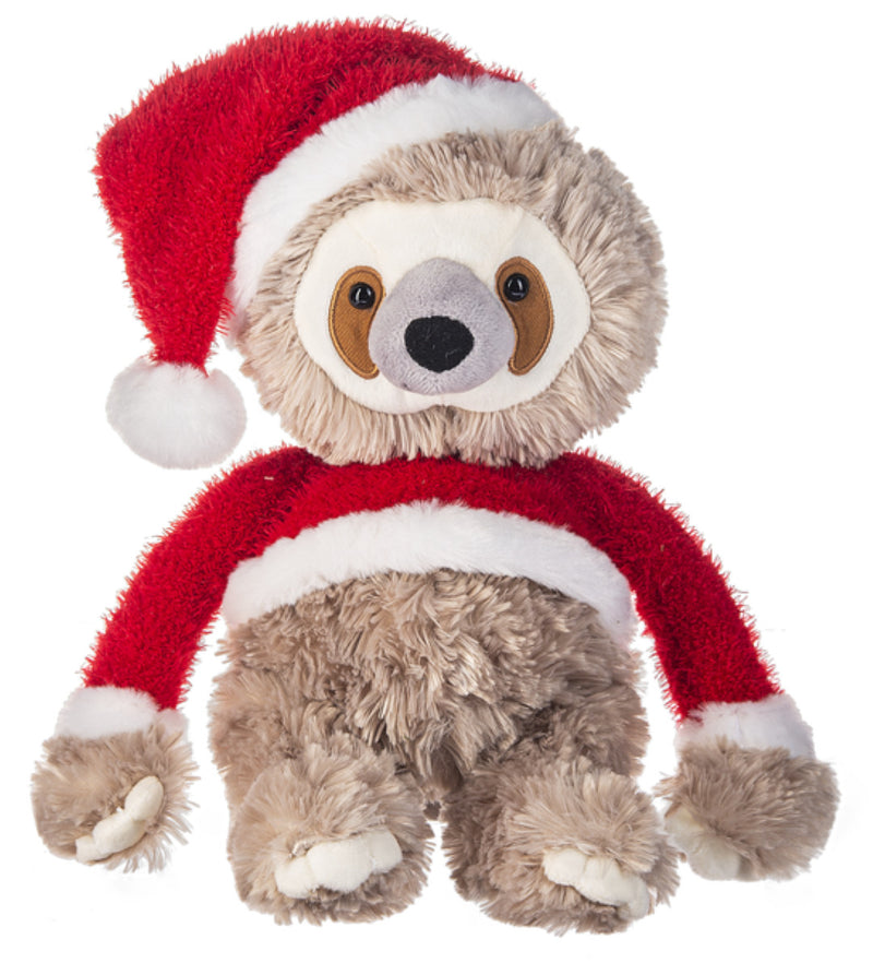 "10"" Winter Wishes Sloth"