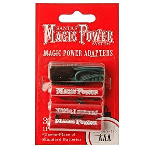 Magic Power 3-Aaa Adapter