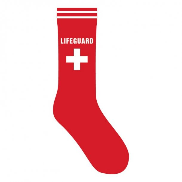 Lifeguard Socks