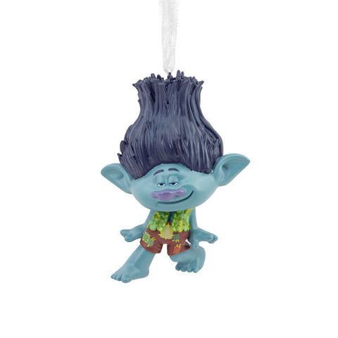 Trolls World Tour Branch Ornament