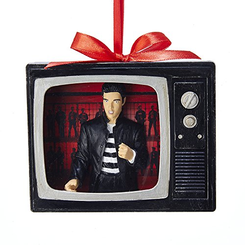 4.125 inch Elvis Jailhouse Rock Tv