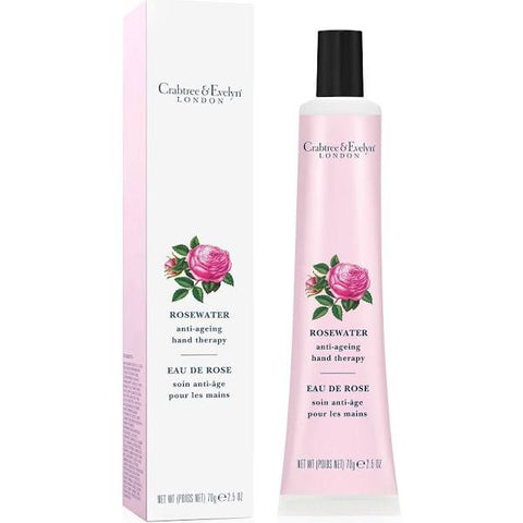 Crabtree & Evelyn Anti-Ageing Hand Therapy - Rosewater 70 ML