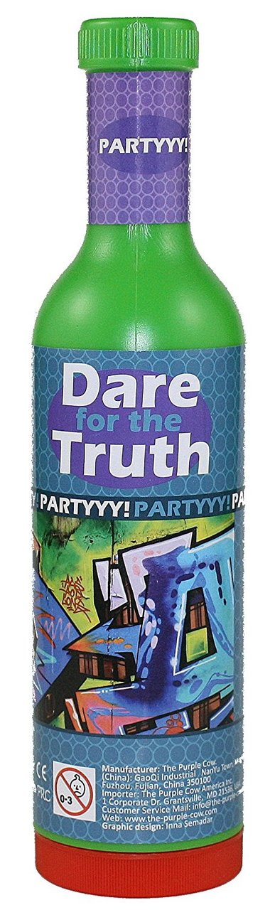 Dare For Truth Party Spin The Bottle Game, Party Edition