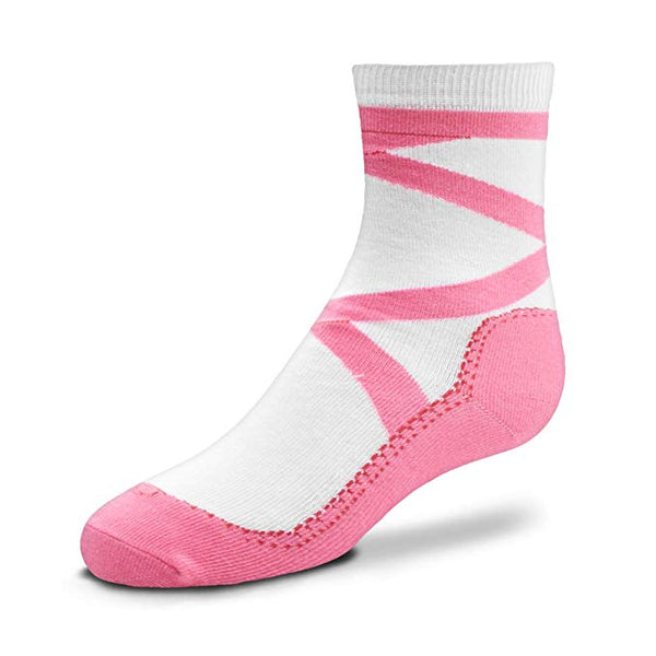 Ballet Slipper White Socks -