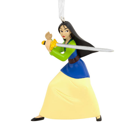 Mulan Ornament