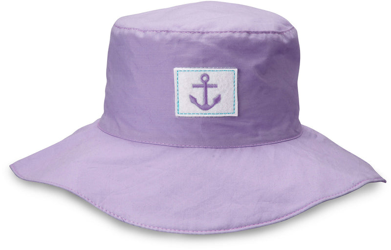 Purple Boat Baby - 6-12 Month Hat