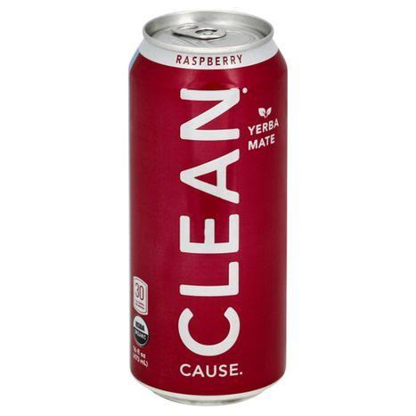 Clean Cause Yerba Mate Raspberry