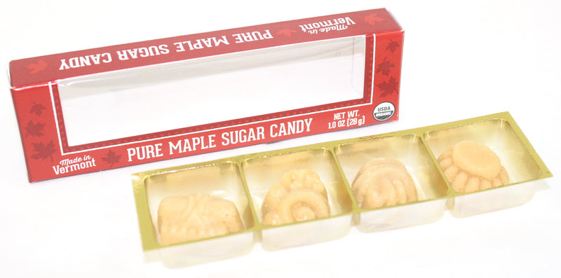 Pure Maple Sugar Candy Pocket Pack