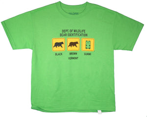 Bear Identification T-Shirt -