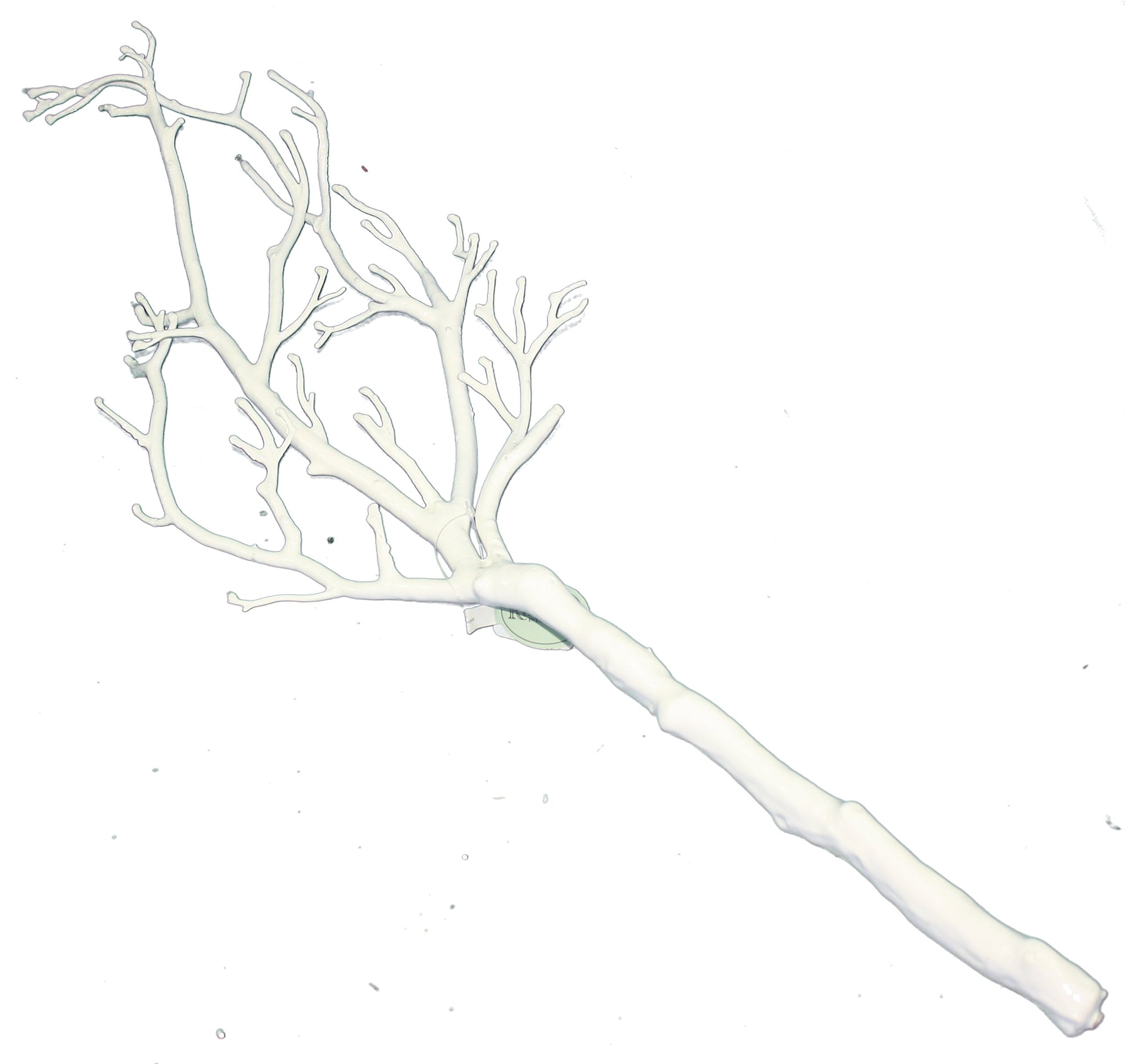26 inch White Leafless Branch