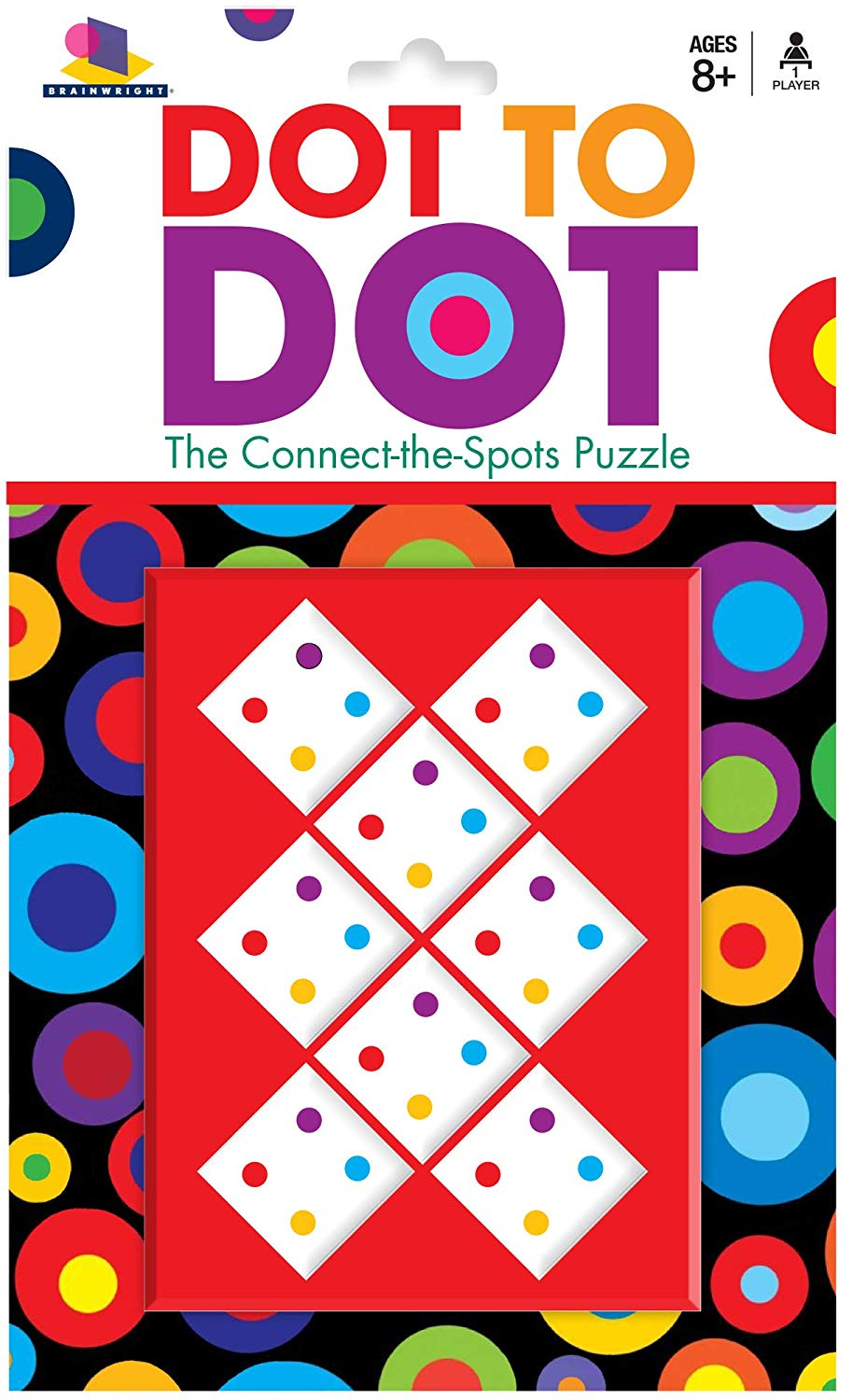 Dot to Dot Connect the Spots Puzzle