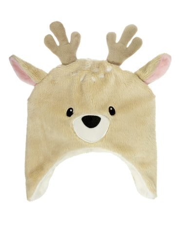 Woodland Deer Baby Hat
