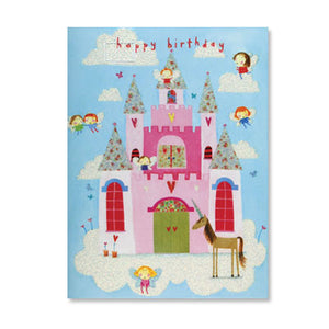 Fairy Unicorn Castle Birthday