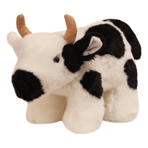 Cow Plush Coin Bank