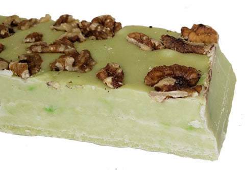 Pistachio Walnut Fudge -