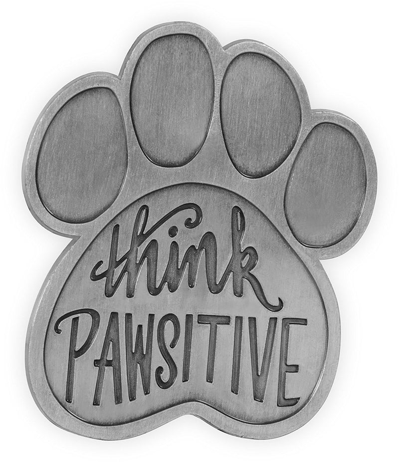 Visor Clip-Think Pawsitive