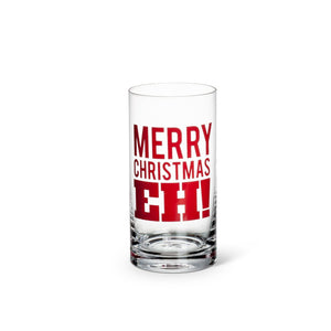 Mckenzie Merry Christmas, Eh! Highball Glass