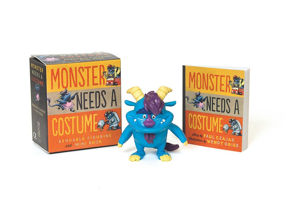 Monster Needs A Costume Mini Kit