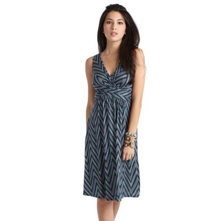 MEV X.tended Wrap Sleeveless Dress