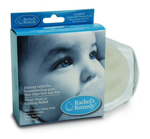 Rachel's Remedy Breastfeeding Relief Packs - Double Pack