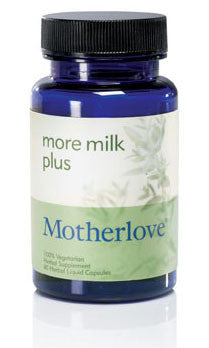 Motherlove More Milk Plus capsules