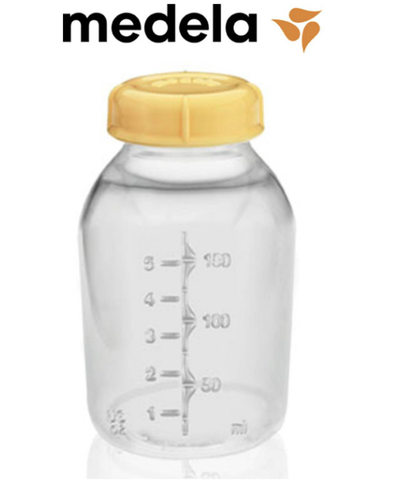 Medela Bottle with Solid Lid, 5oz