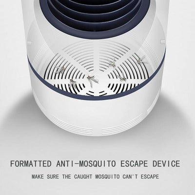 Bugkiller™ Portable Mosquito killer lamp