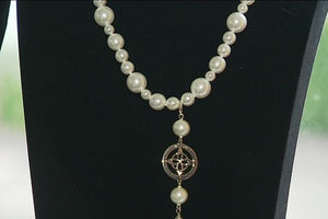 collier perle grenoble