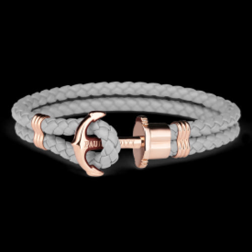 fermoir bracelet or rose