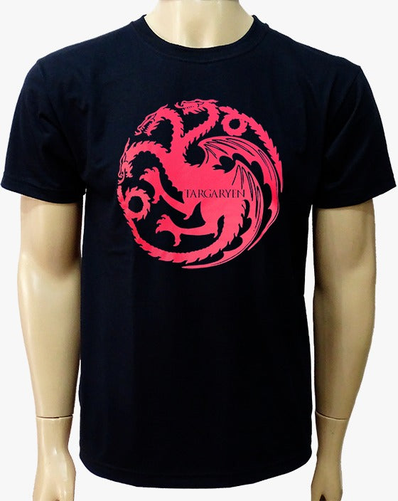 Camiseta Tangaryen Game Of Thrones