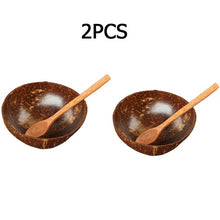 Load image into Gallery viewer, Eco Friendly Coconut Bowl *