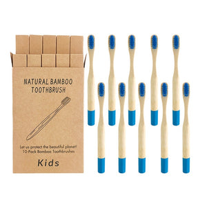 Bamboo Toothbrush For Child  *
