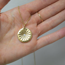 Load image into Gallery viewer, Sun Goddess layering pendant from La Kaiser Jewellery