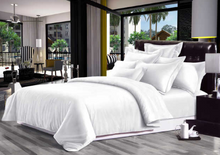 Load image into Gallery viewer, HOTEL LUXURY DUVET COVER SET