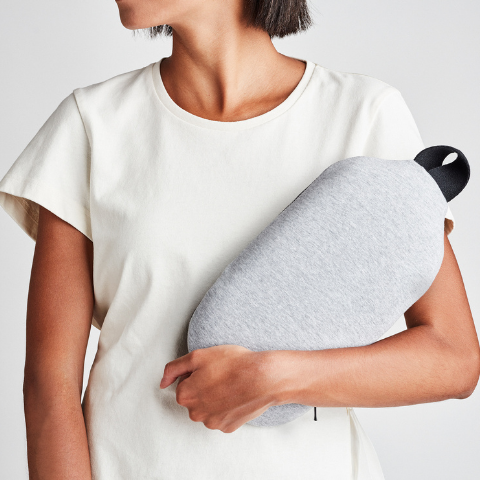 Meet Heatbag: a huggable soothing everyday companion