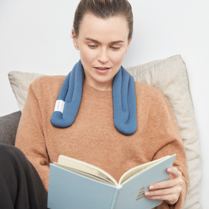 Prevent muscle discomfort with the new Heated Neck Wrap