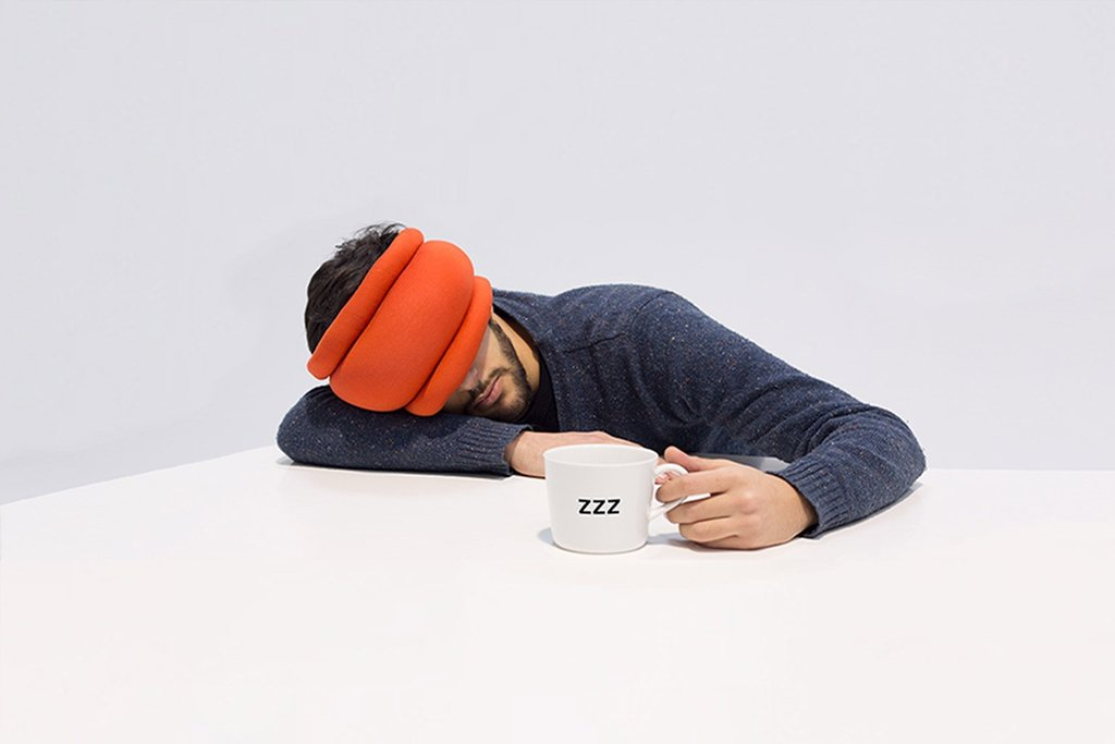 Light Versatile Pillow - Ostrichpillow Magazine