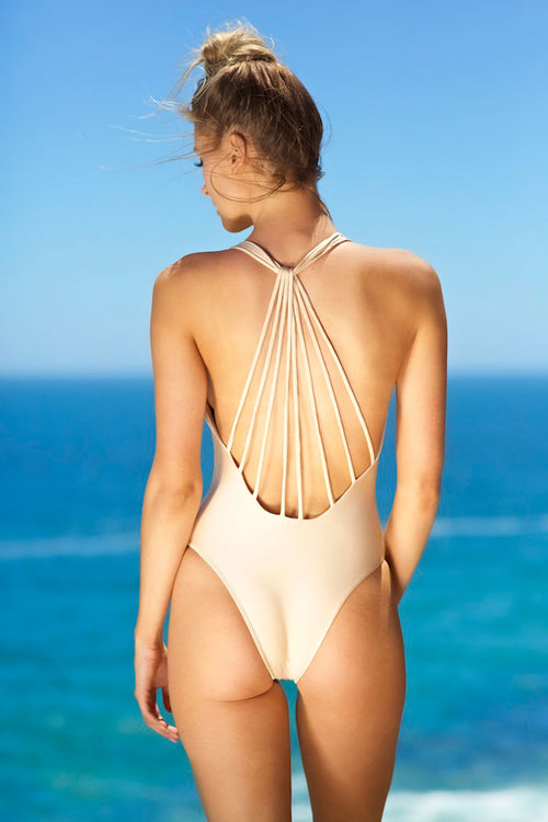 Solstice Plunge One-Piece