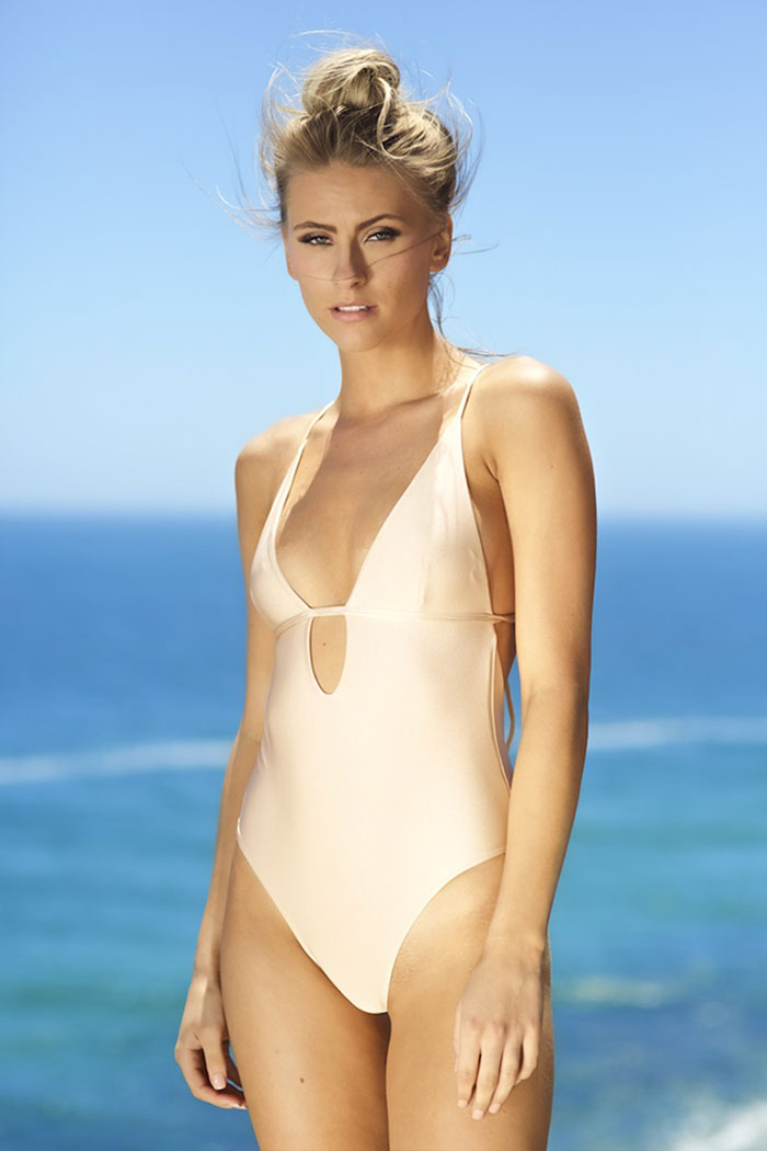 Solstice Ivy One-Piece Swimsuit