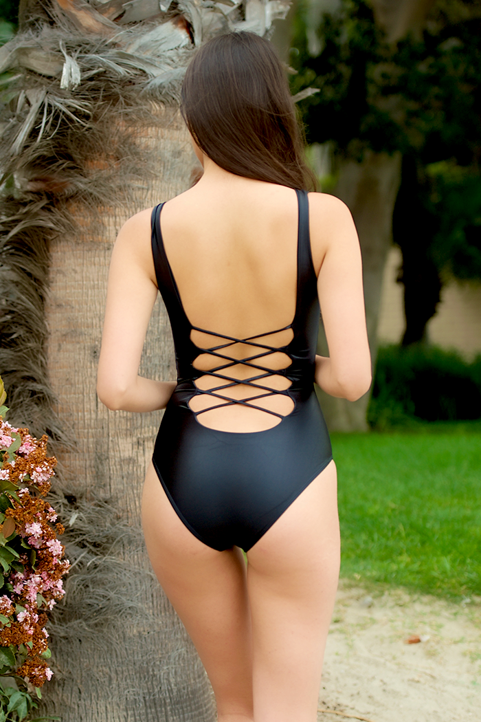 Sienna Corsetted One-Piece Swim Suit