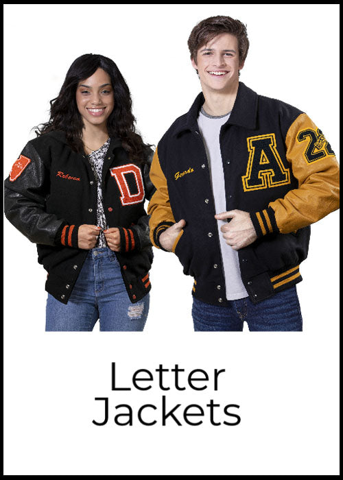 herff jones letter jacket