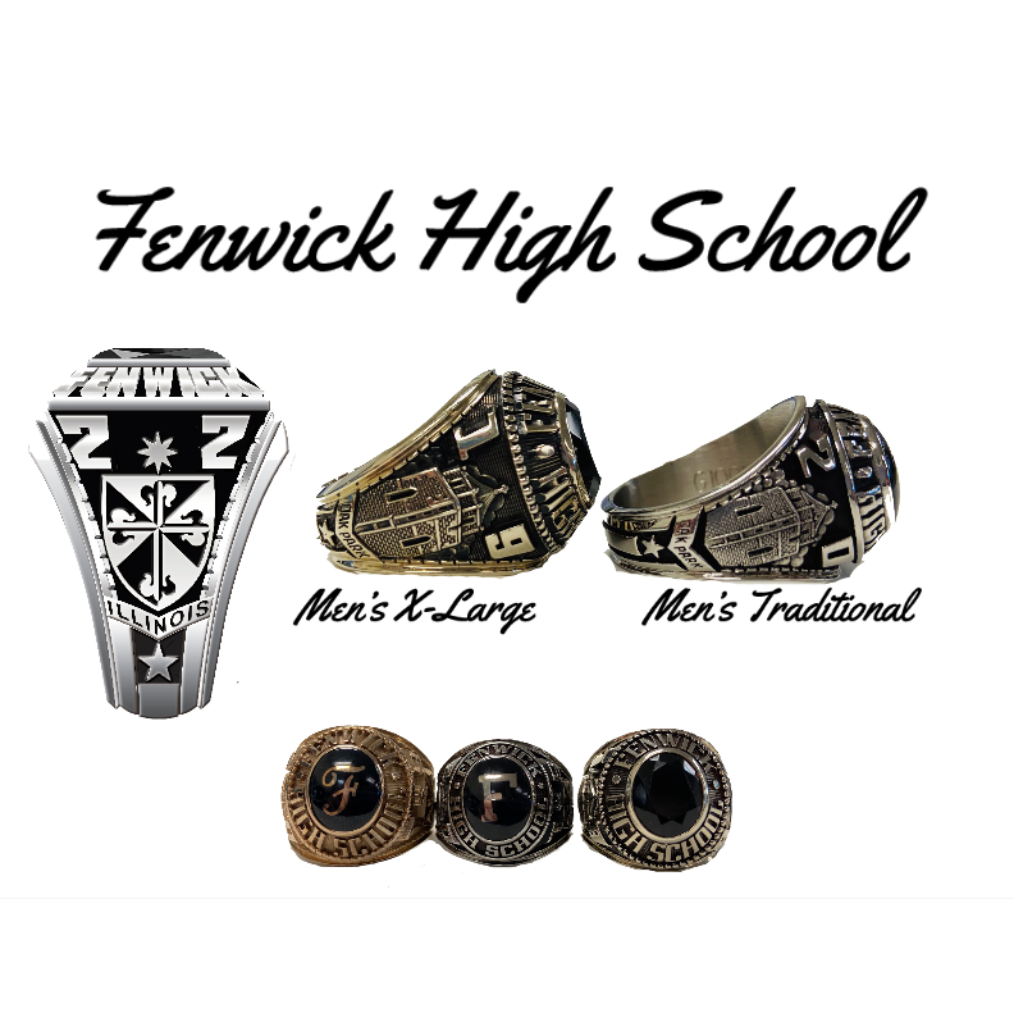 Fenwick Class Ring Men's - Customer's Product with price 529.95